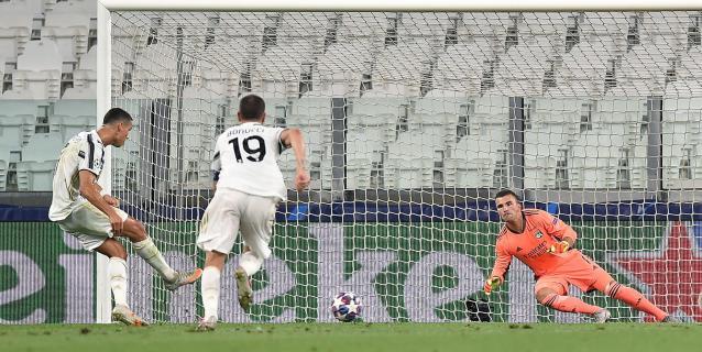 2-1. El Lyon sobrevive a Cristiano y prolonga la pesadilla del Juventus