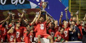 El Amberes sorprende al Brujas y se proclama campeón de Copa