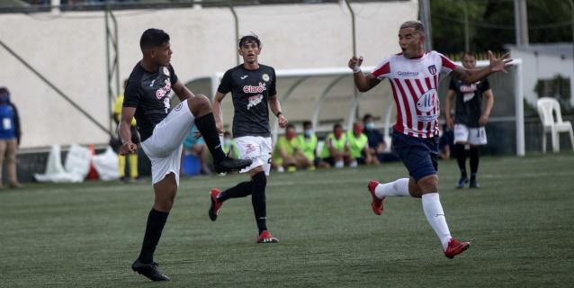 La Liga de fútbol de Nicaragua atrae poco público en la reapertura de los estadios