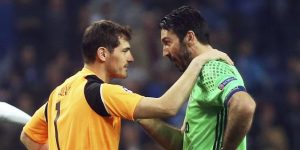 "Buffon: ""Gracias Iker, sin ti todo tendría menos importancia"""
