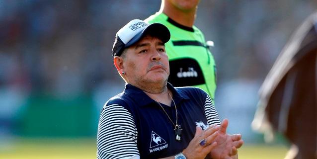 La Conmebol llama a Maradona y otras leyendas a una colecta para los afectados de la COVID-19