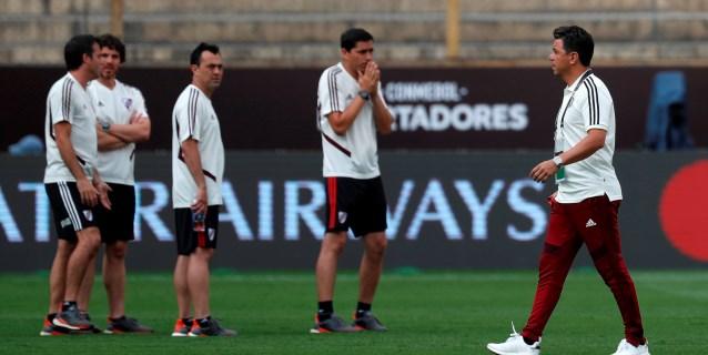 River suspende los entrenamientos por el contagio con COVID-19 de su entrenador de porteros