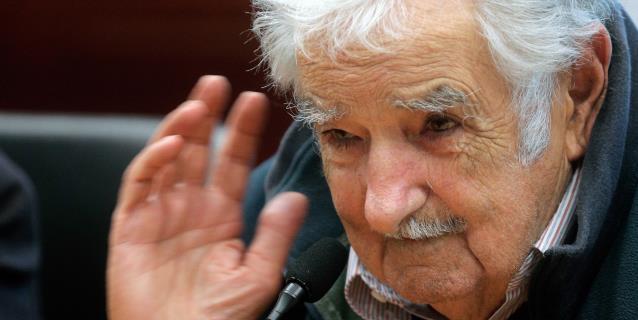 La noche en que Mujica esperó a Luis Suárez