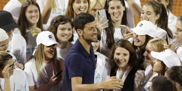 El Abierto de Tenis de EE.UU. anuncia cuadro principal de campeones sin Nadal