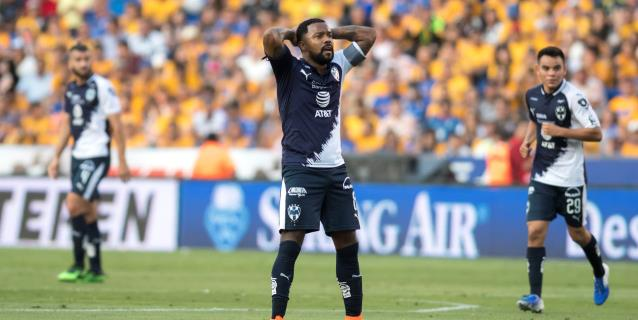 El colombiano Pabón y el arquero González violan el aislamiento y no jugarán con Monterrey ante León