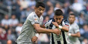 1-3. Argentinos Sánchez y Meza anotan en triunfo del Monterrey sobre América