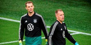 Neuer contra ter Stegen, el duelo por la portería alemana pasa a la Champions