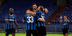 Inter, verdugo del Getafe, United, Copenhague y Shakhtar, a cuartos de final