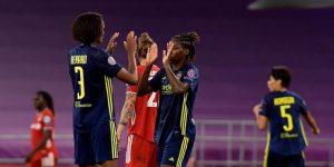 2-1. El Olympique de Lyon más terrenal pasa a semifinales