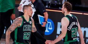 NBA: Lillard y Rivers pusieron la inspiración encestadora; se lesiona Embiid