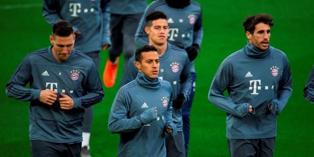 El Bayern espera un rápido adiós para Thiago y también para Javi Martínez