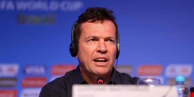 "Matthäus: ""Duele ver así a un equipo que nos entusiasmó tantos años"""