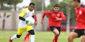 Universitario cayó 1-0 ante el Atlético Grau de Piura