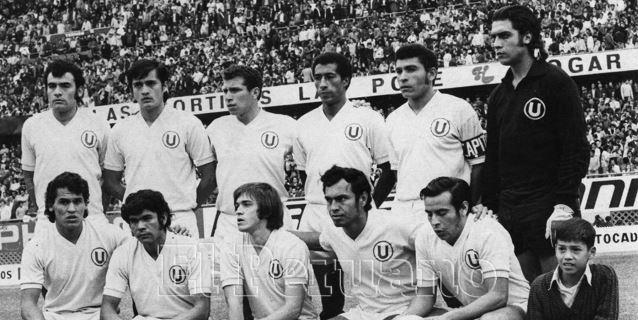 Universitario, el equipo más copero del Perú, cumple hoy 96 años