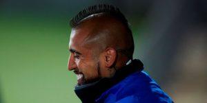 Arturo Vidal se marcha del Barcelona sin cumplir su propósito