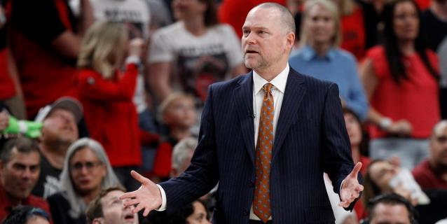 Los Nuggets eliminan a los Clippers y les esperan los Lakers; Los Heat aventajan 1-0 a los Celtic