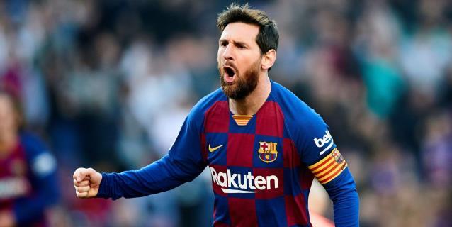 Según TyC Sports, Messi se queda en Barcelona
