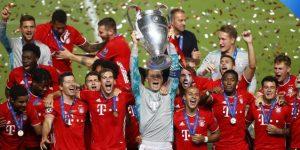 3-2. Un gol de rebote de Kimmich le da la supercopa al Bayern
