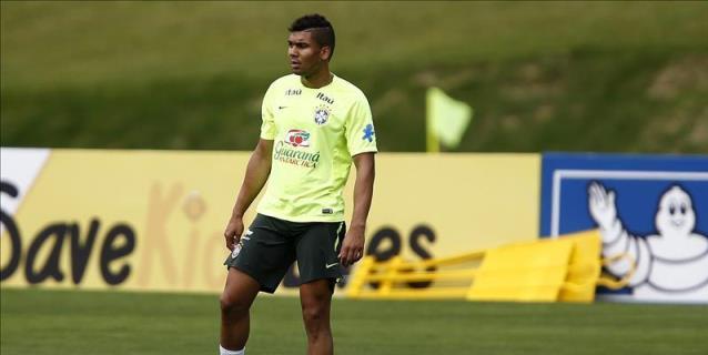 """Casemiro destaca la seriedad de Brasil: """"En ningún momento bromeamos"""""""
