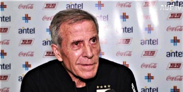 """Tabárez: """"Es un golpe grande al orgullo, cada gol es un latigazo"""""""