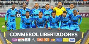 Binacional bate récord de club más goleado en fase de grupos de Libertadores