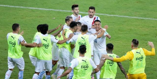 0-1. Paraguay logra su primer triunfo en casa de una Venezuela que no mejora