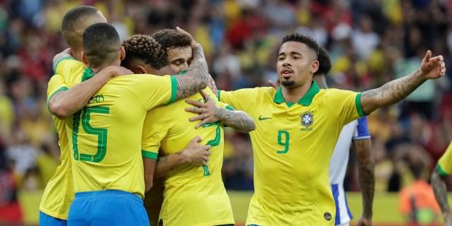 Brasil espera un partido difícil en Perú y no se confía tras golear a Bolivia