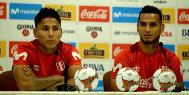 Covid-19: Raúl Ruidíaz y Alex Valera desconvocados para partido con Brasil
