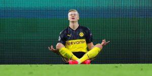"""El Dortmund cree que Haaland seguirá """"mucho tiempo"""" en el club"""