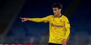 Giovani Reyna renueva con el Dortmund hasta 2025