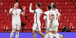 4-0. Inglaterra se resarce ante Islandia