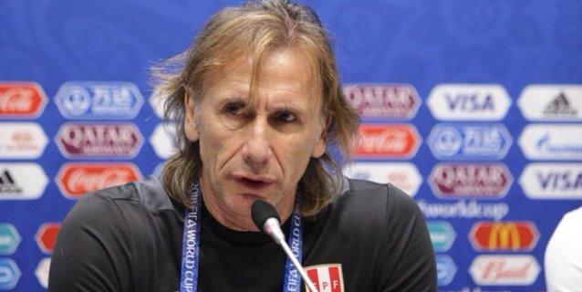 Ricardo Gareca asegura que es un orgullo sostenerse en la selección peruana