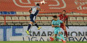 Pezzolano asevera que Pachuca no puede volverse loco por la falta de gol