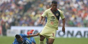2-0. El argentino Aguilera y el colombiano Martínez dan triunfo al América