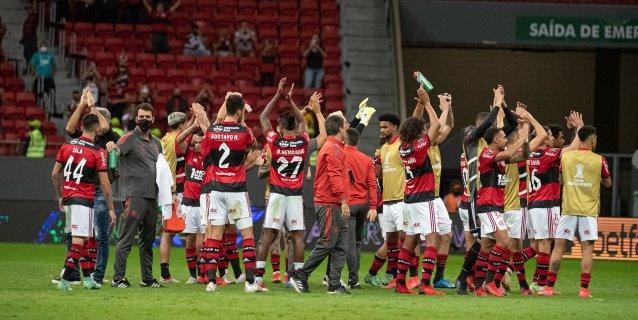 Flamengo escribirá en mandarín los nombres de sus jugadores para promoverse en China