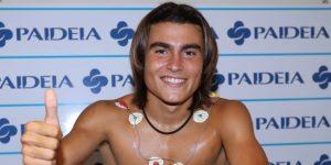 Luka Romero pasa el reconocimiento médico con el Lazio