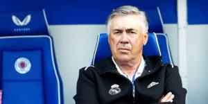 """Ancelotti: """"Sufrimos en la primera parte"""""""