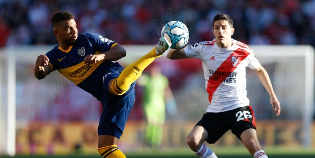 Boca y River llegan a un nuevo superclásico tras sendos empates