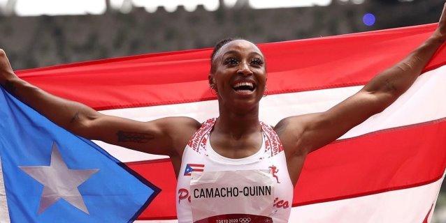 Camacho-Quinn llegó a pensar en el récord del mundo