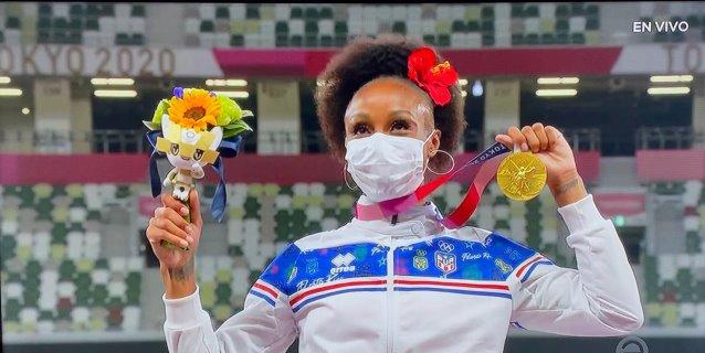 El Comité Olímpico de Puerto Rico dice que la isla se merece la victoria de Camacho-Quinn