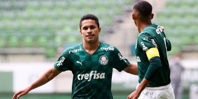 Palmeiras mantiene el liderato de la Liga brasileña a pesar del empate