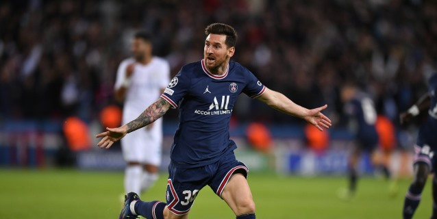 """El papa destaca que a Messi nunca se le subieron """"los humos a la cabeza"""""""