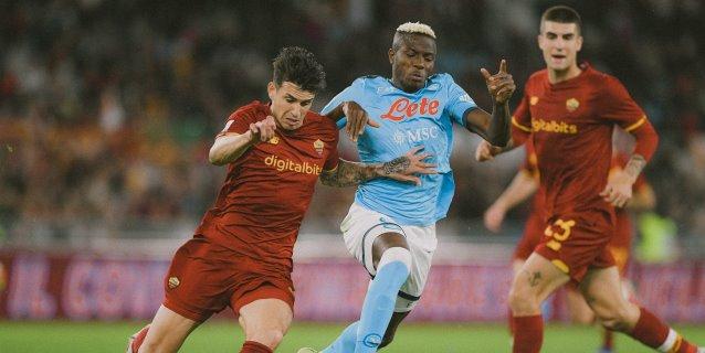 El Nápoles se deja los primeros puntos en Roma y es colíder con el Milan