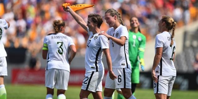 La liga de fútbol femenino de EE.UU. investigará por su cuenta los casos de abuso y acoso