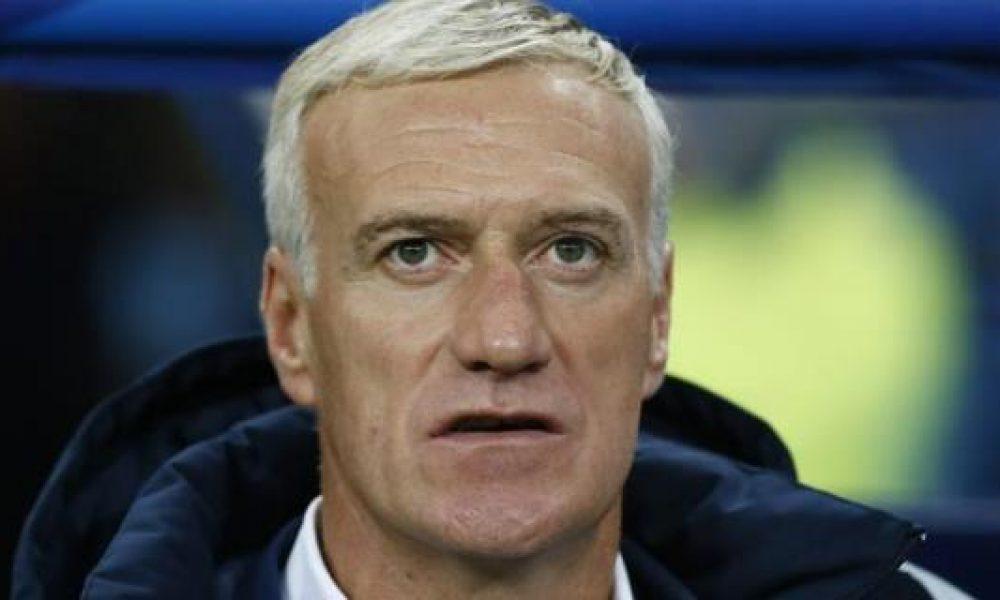 El seleccionador de Francia, Didier Deschamps. (EFE/Archivo)