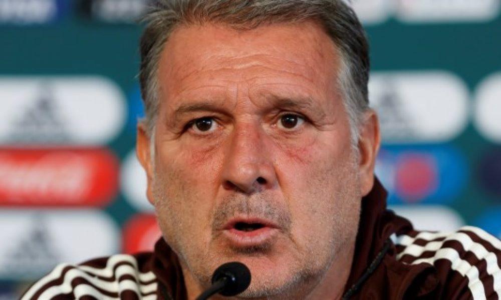 En la imagen, el argentino Gerardo 'Tata' Martino, entrenador de la selección mexicana de fútbol. EFE/ Archivo