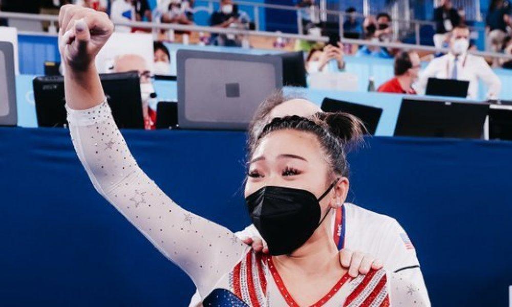 Sunisa Lee campeona Olímpica de Gimnasia. Twitter